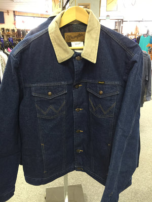 Wrangler Denim Lined Jacket