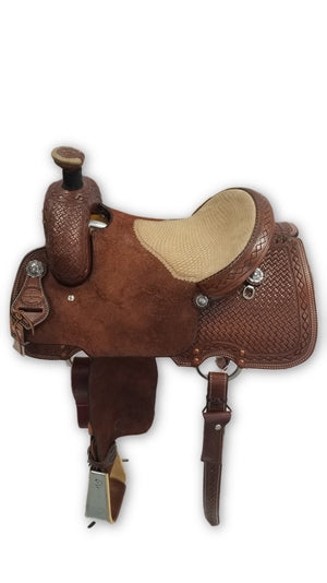 Connolly's Lite All Around Saddle #AA1804