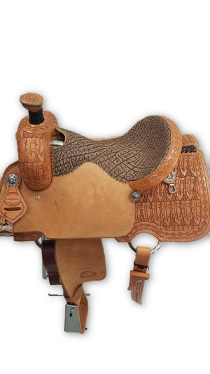 Connolly's Lite All Around Saddle #AA1803(1)
