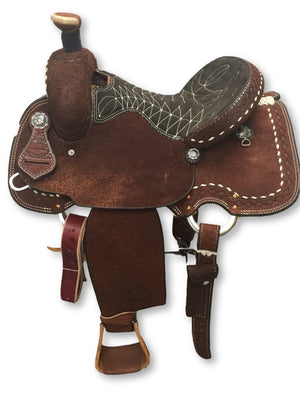 Connolly's Lite All Around Saddle #AA1908(1)