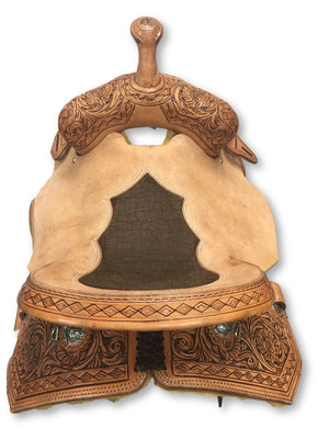 Connolly's Barrel Saddle #B1908(4)