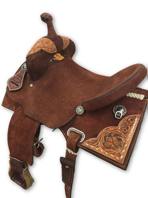Connolly's Barrel Saddle #B1811(1)