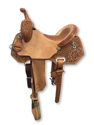 Connolly's Barrel Saddle #B1811(2)