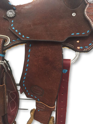 Connolly's Barrel Saddle B1912(2)