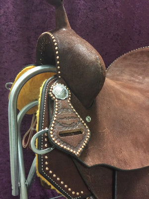Connolly's Barrel Saddle #B1702