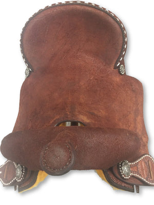Connolly's Barrel Saddle #B1901(1)