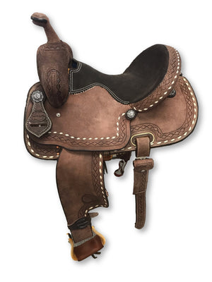Connolly's Barrel Saddle #B_2019_04(4)