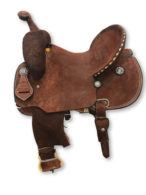 Connolly's Barrel Saddle #B1906
