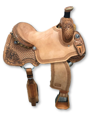 Connolly's Lite All Around Saddle #AA1905(3)