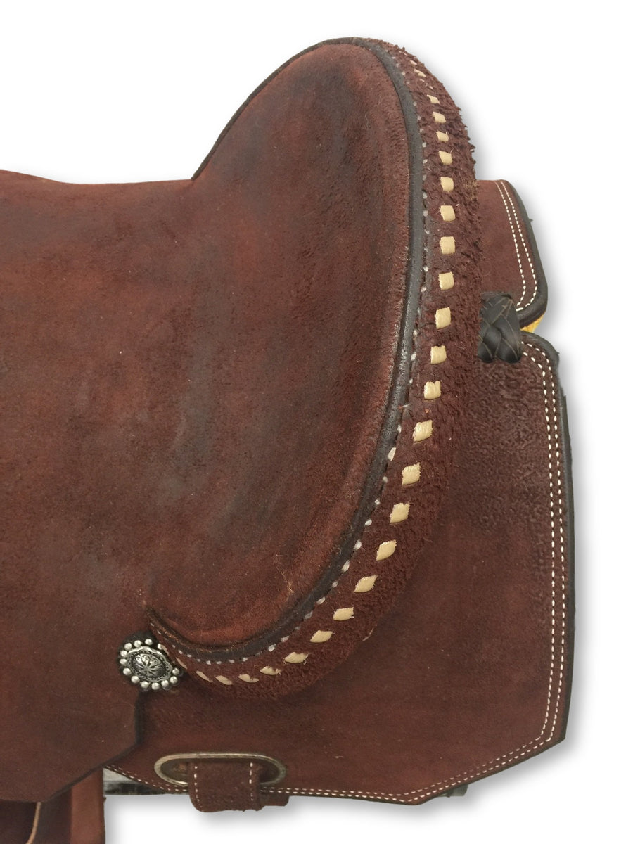 Connolly's Barrel Saddle #B1902(3)
