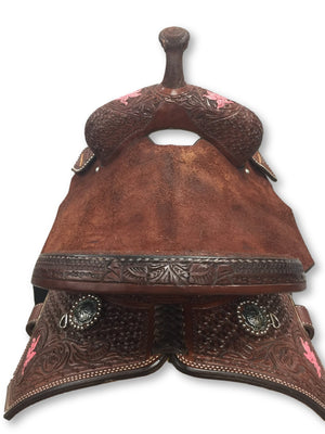 Connolly's Barrel Saddle #B1903