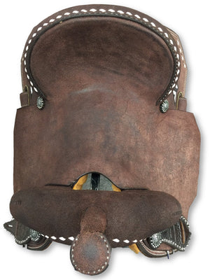 Connolly's Barrel Saddle #B1904(1)