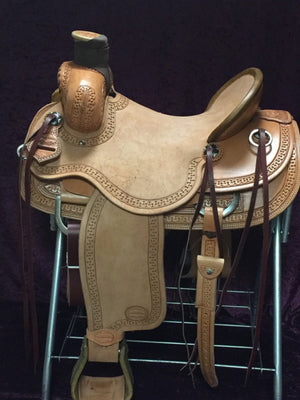 Connolly's Will James Saddle
