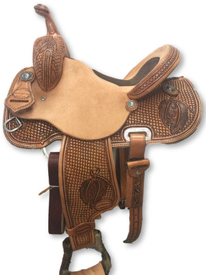 Connolly's Barrel Saddle #B1909(1)