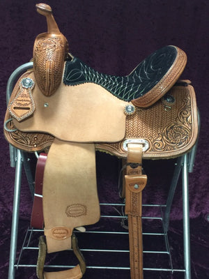 Connolly's Barrel Saddle  #B1709(6)