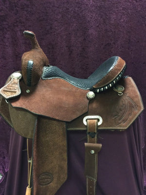 Connolly's Barrel Saddle #B1609(3)