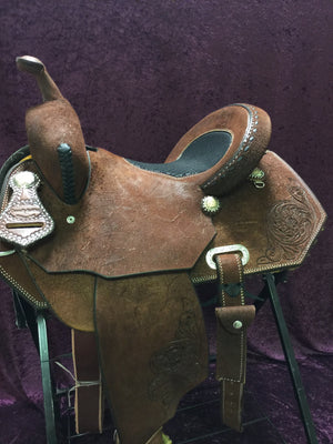 Connolly's Barrel Saddle #B1608(4)