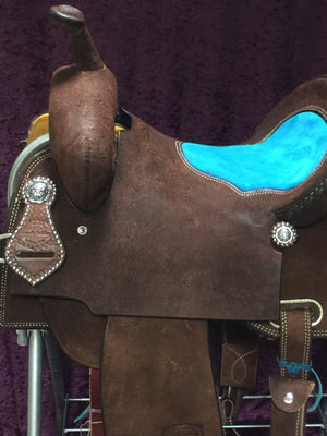 Connolly's Barrel Saddle #B1709(1)