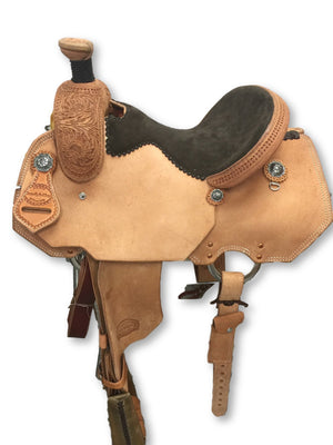 Connolly's Lite All Around Saddle #AA1908(3)