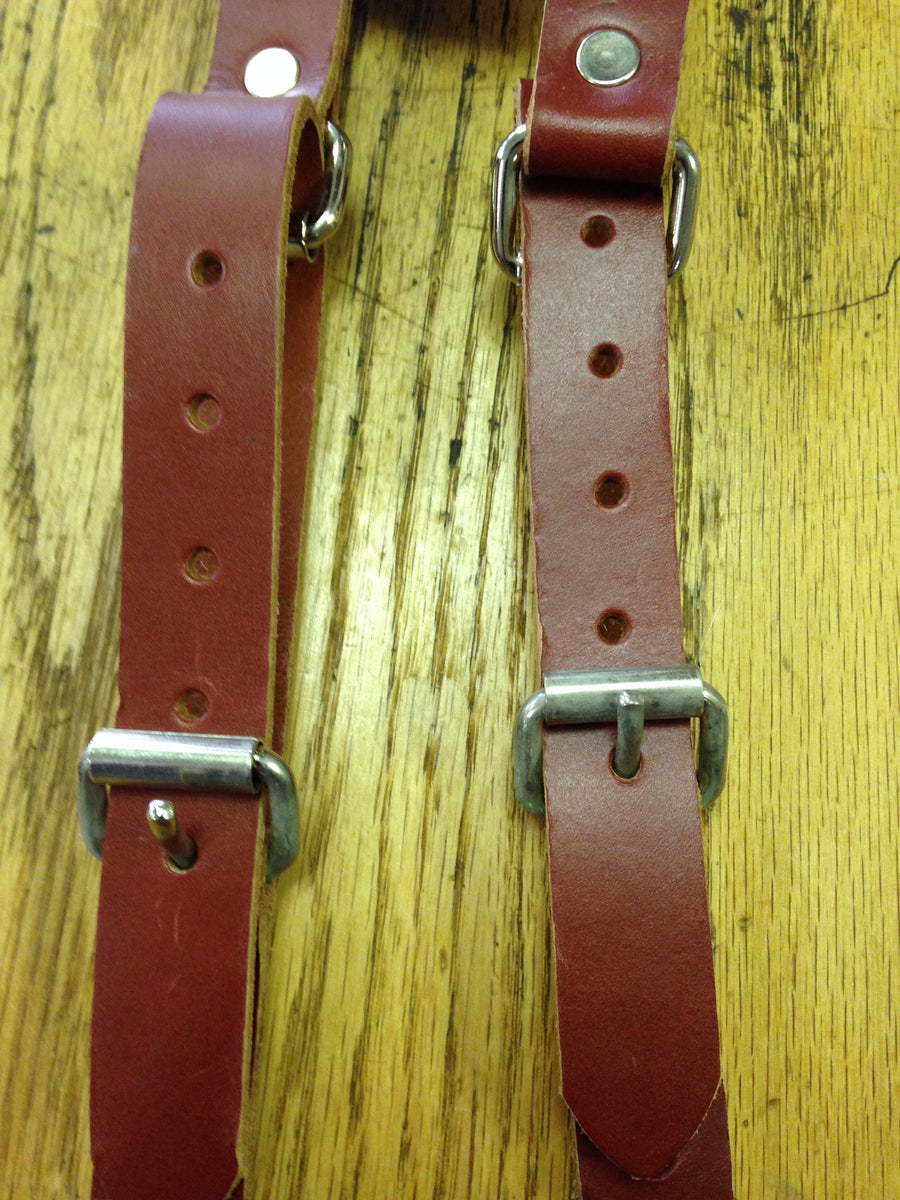 Rough Stock Spur Straps