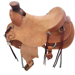 "CONNOLLY'S WADE SADDLE - 16"" - #W2104"