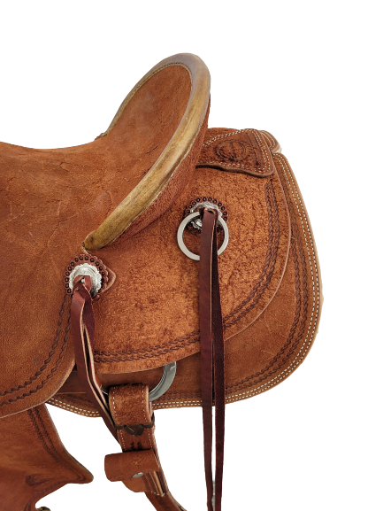 Connolly's Ranch Association Saddle RA2103