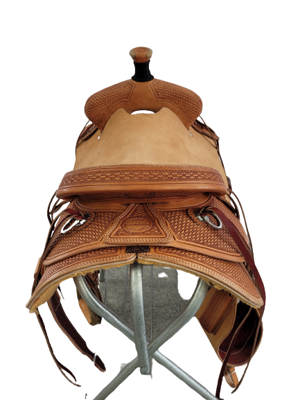 Connolly's Ranch Association Saddle RA2103(1)