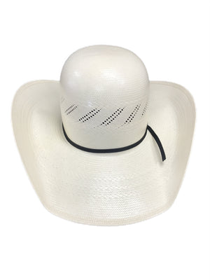 American Hat Co. Straw Hat - #7900 OPEN CROWN