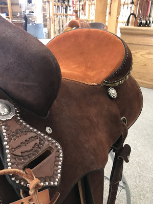 Connolly's Barrel Saddle B1704(6)