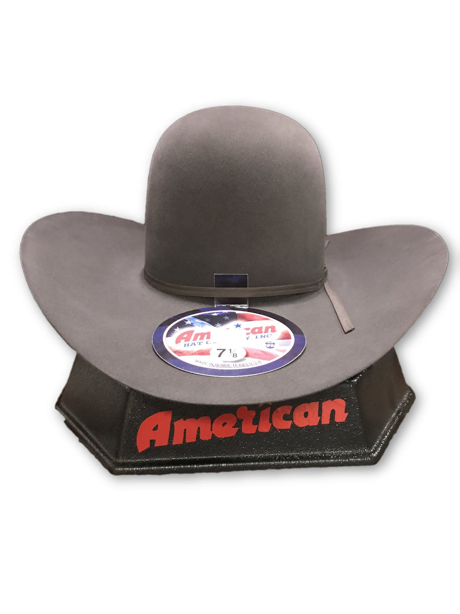 American Hat Co. 10X Steel Fet Hat 1