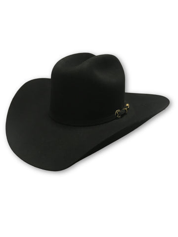 Serratelli Beaver Fur Felt Cowboy Hat