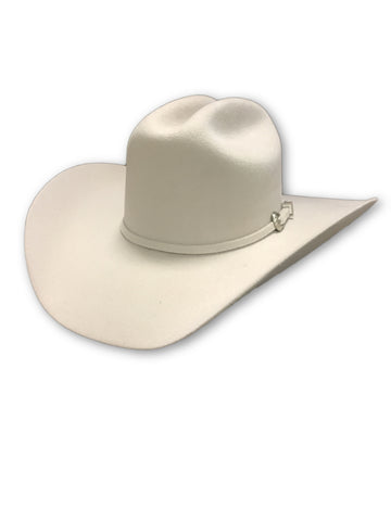 Justin 3X Felt Hat - Silver Belly