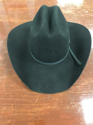 Bailey Kid's Black Felt Hat
