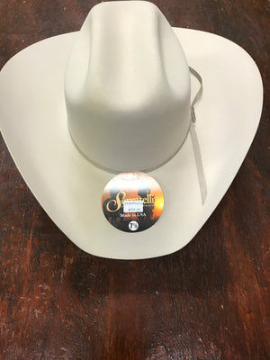 Serratelli 6X Buckskin Felt Hat