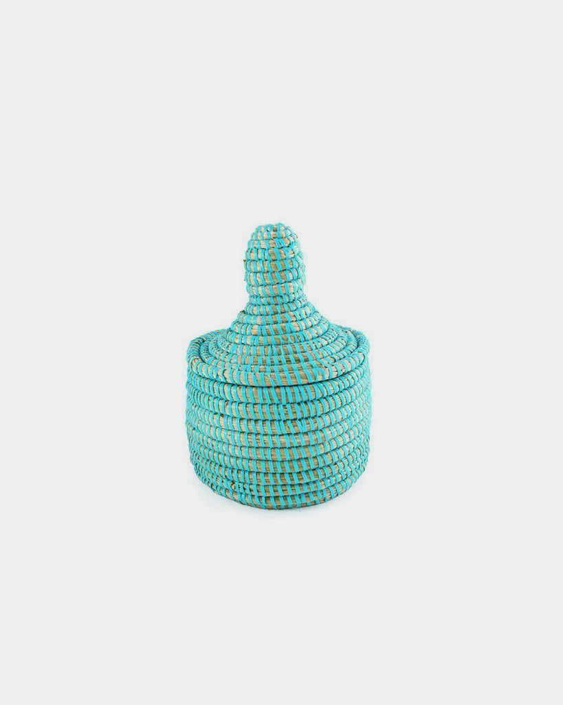 Blue Mini Basket - Hesby