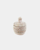 White Mini Basket - Hesby