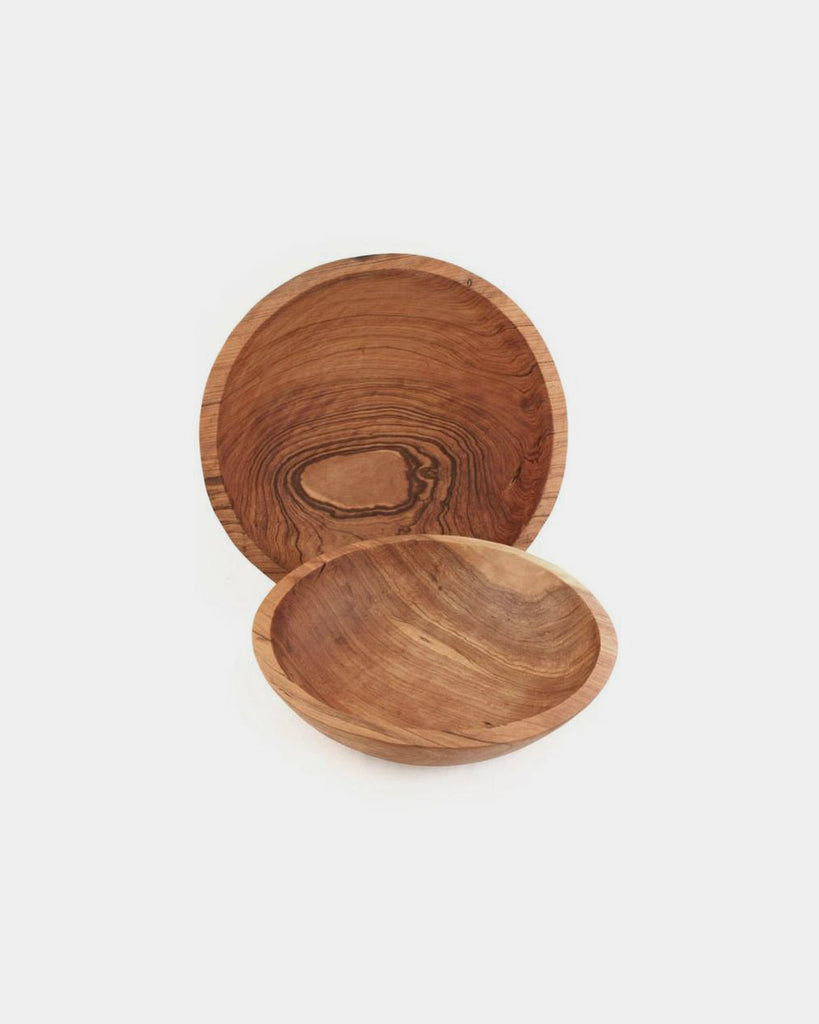 Wooden Salad Bowls - Hesby
