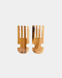 Olivewood Salad Tossing Claws - Hesby