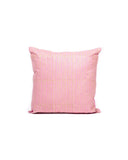 Moroccan Style Fair Trade Pink Metallic Mermaid Tassel Pillow