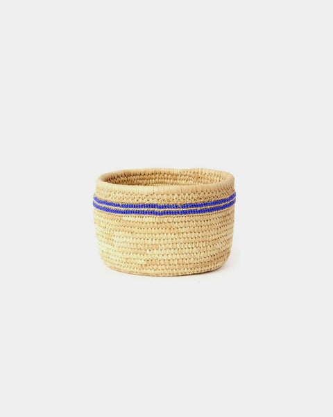 Beaded Nomadic Basket - Hesby