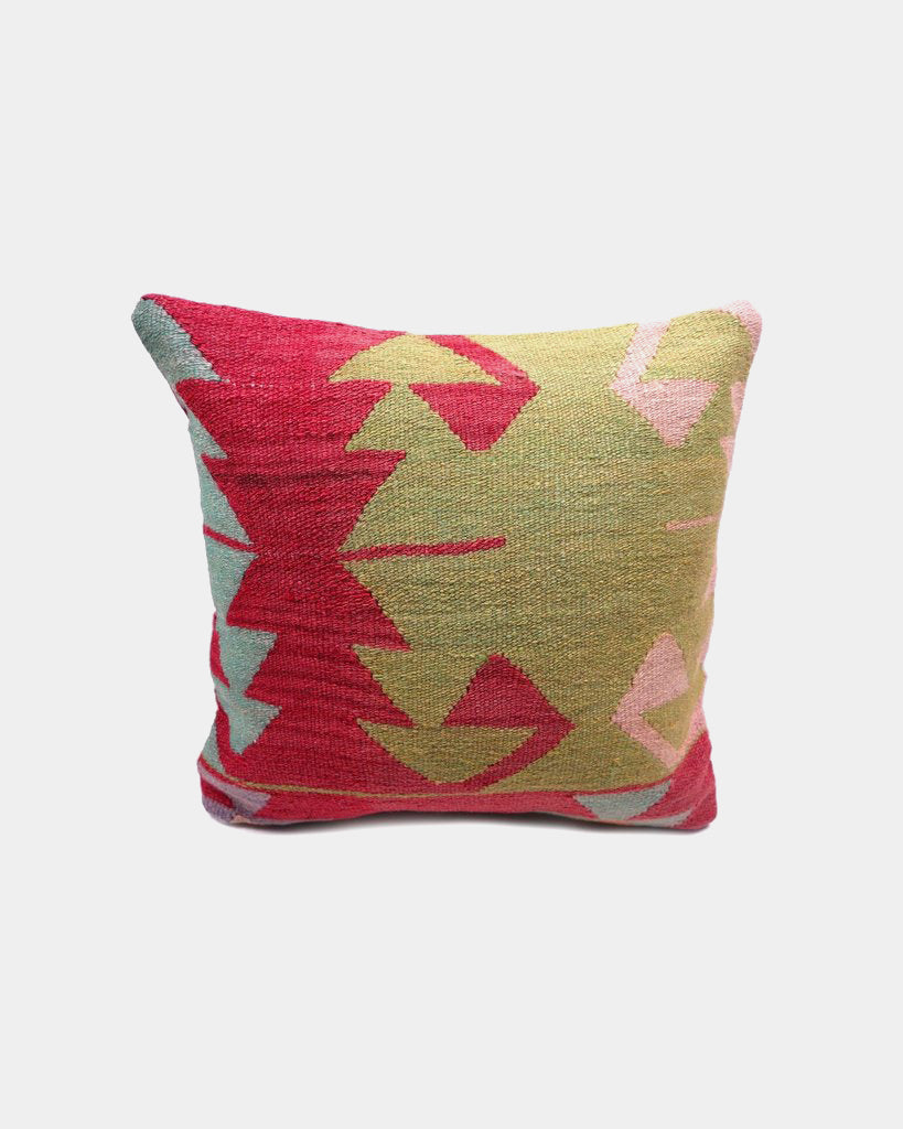 Graphic Kilim Pillow - Hesby