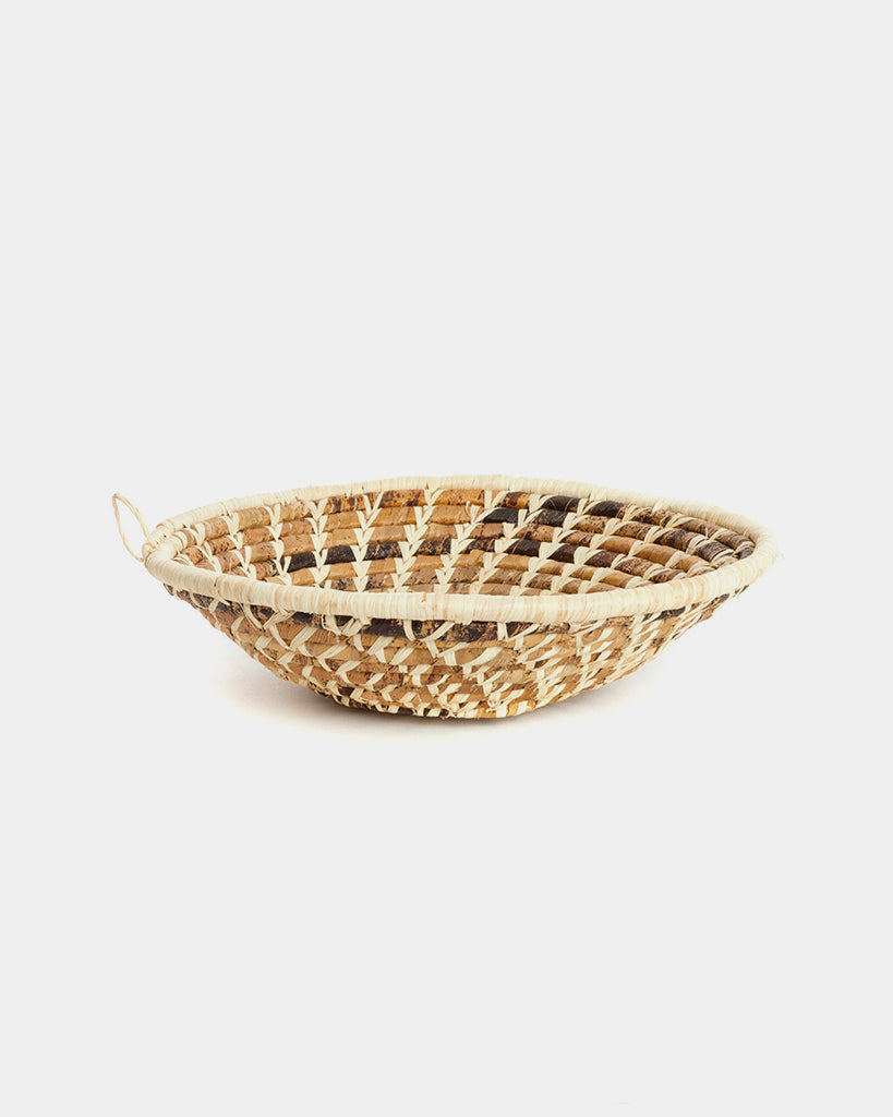 Ada Natural Raffia Basket