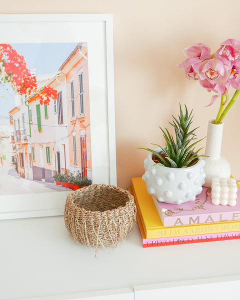 Mara Dotted Planter