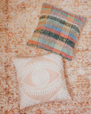 Amber Graphic Kilim Pillow