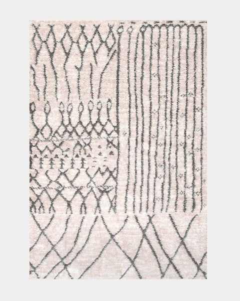 Beni Graphic Rug - Hesby