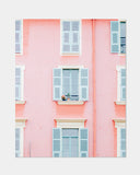 French Windows Print - Hesby