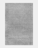 Grey Diamond Wool Rug - Hesby