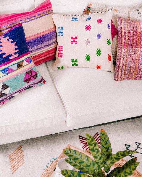 Hilo Graphic Kilim Pillow - Hesby