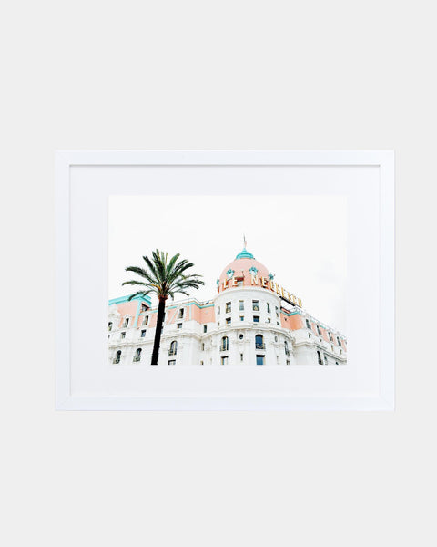Pink Hotel Print - Hesby
