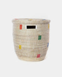 Zara Rainbow Laundry Basket - Hesby